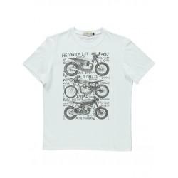 T-shirt motas