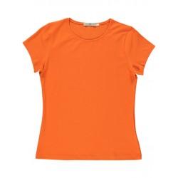 T-shirt básica manga curta